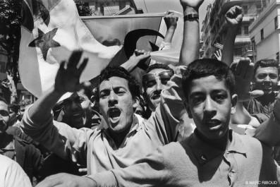 Être enfant à l'indépendance en Algérie