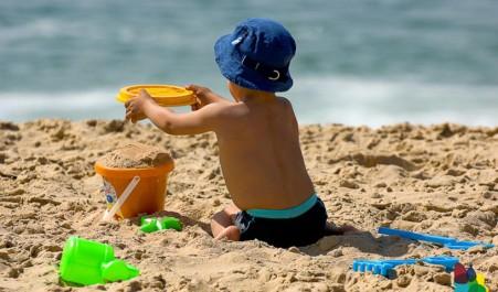 Parents : règles d'exposition solaire chez l'enfant