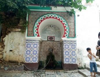 Les fontaines de la Casbah, sources de vie et d'histoires
