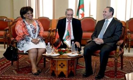 La ministre angolaise de la culture à Alger pour une visite de travail de 4 jours