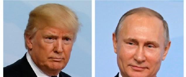 Premier face à face Trump-Poutine au sommet d'un G20 sous tension
