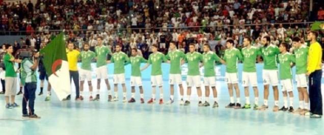 Handball U21 / Mondial 2017 :l'Algérie termine sur une fausse note et se classe 14e