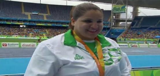 Para-athlétisme/Mondiaux-2019 : les Algériennes Saifi en argent et Djelal en bronze