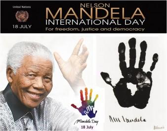 Forum d'El Moudjahid Sahraouis et Sud-africains célèbrent le «Nelson Mandela Day»
