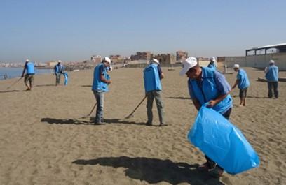 Mostaganem: Ces bénévoles nettoyeurs de plages