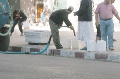 D'importantes perturbations en alimentation en eau potable dans plusieurs quartiers de Constantine