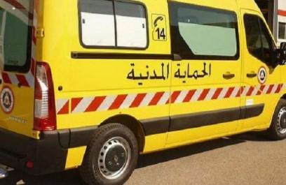 Ain Témouchent : Un pompier décède dans l'exercice de ses fonctions
