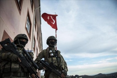 Les derniers militaires turcs ont rejoint leur base au Qatar