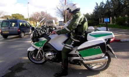 Batna: baisse du nombre d'accidents de la route au 1er trimestre 2017