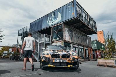 Salon de Frankfurt 2017 : Premiers clichés officiels du BMW X2