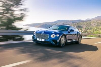 Salon de Frankfurt 2017 : Bentley lève le voile sur la nouvelle Continental GT
