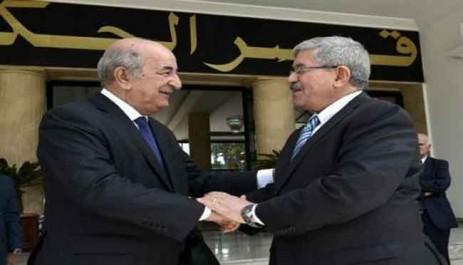 Ouyahia annule le décret de Tebboune concernant les licences d'importation