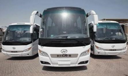 Partenariat ciblant l'exportation vers l'Afrique: Higer produira 3000 bus en 2018