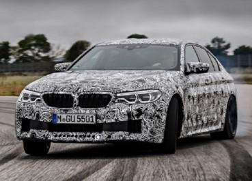 BMW Group : Rendez-vous avec la BMW M5 le 21 août