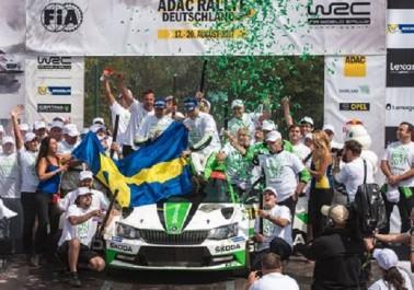 Sports Mécaniques : Skoda sacré pour la deuxième fois champion du Monde WRC 2