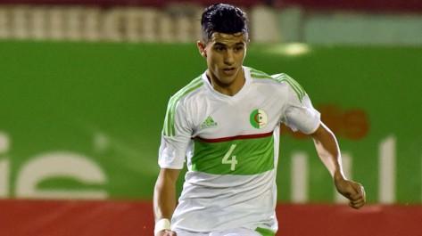 Equipe nationale: victime d'une fracture de la pommette, Attal opéré à Alger
