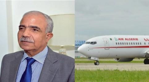Les confidences inquiétantes du PDG d'Air Algérie, une compagnie au bord de la faillite