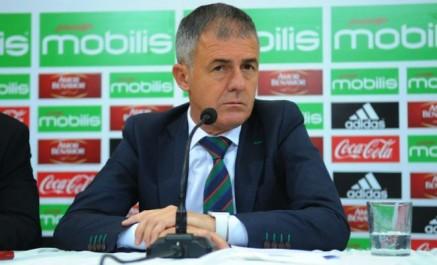 Match Algérie-Zambie: « Nous avons les moyens de s'imposer à Lusaka »,déclare Alcaraz
