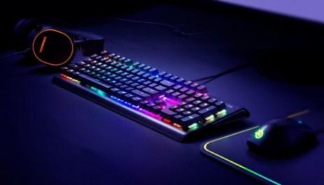 SteelSeries dévoile un nouveau clavier Gaming mécanique , le Apex M750