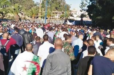 Ils ont observé hier des sit-in à travers les 48 Wilayas: Les retraités de l'ANP réclament la libération de leurs délégués