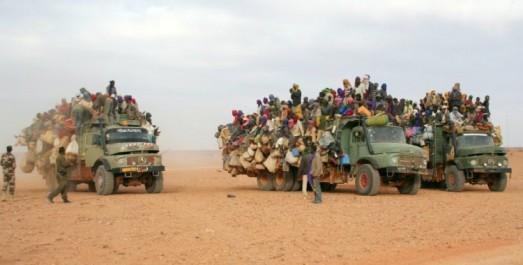Migrants: Alger sommée par l'ONU d'arrêter les expulsions