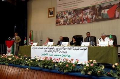 Des jeunes Sahraouis à l'université d'été du polisario : «Nous voulons une lutte armée pour notre indépendance»