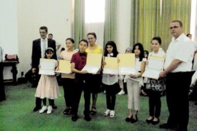 Guelma: La direction de l'Éducation honore ses lauréats