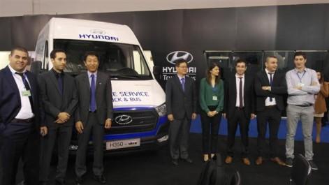 Hyundai GMI: Le HD78 se dévoile