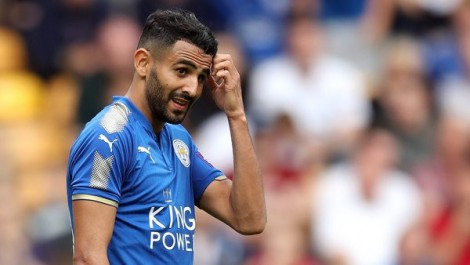 Mahrez à l'OM c'est possible