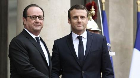 L'ancien président revient à la politique: Les conseils de Hollande à Emmanuel Macron