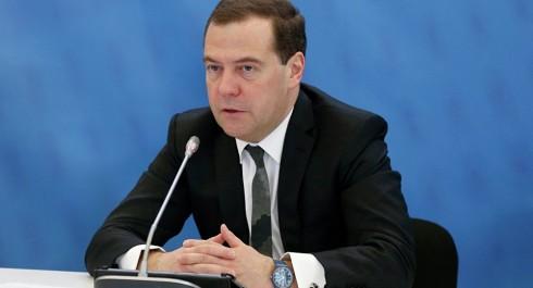 Le président du gouvernement russe en visite officielle en Algérie à compter de lundi