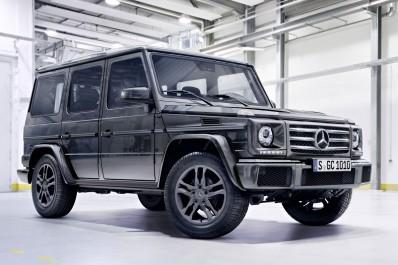 300 000e Mercedes Classe G La dernière ligne droite