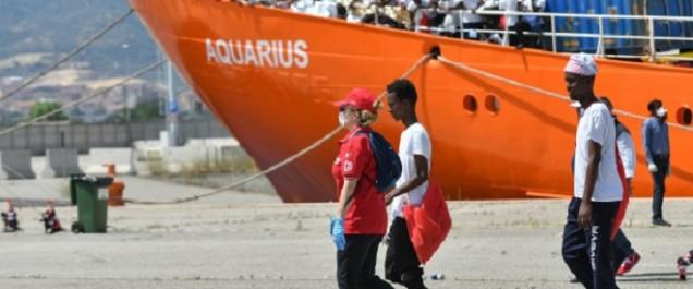 Combattre pour sauver les réfugiés