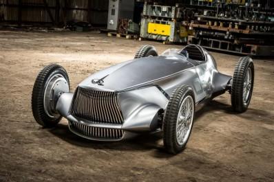 Nissan Motor Corporation : Infiniti dévoile le Prototype 9 à Pebble Beach