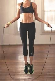 Questions: Saut à la corde et perte de poids