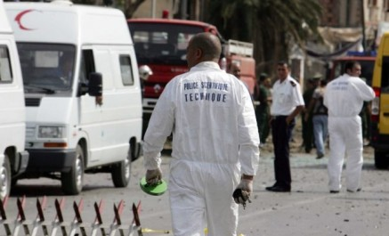 Attentat de Tiaret: le kamikaz identifié