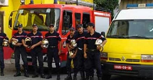 MOSTAGANEM : La Protection Civile appelle les citoyens à plus de prudence