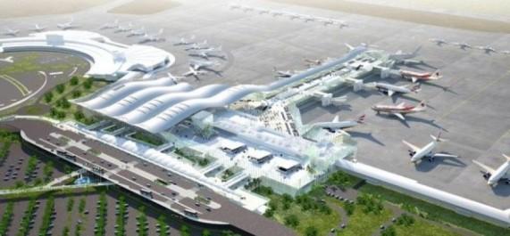Réception fin 2018 du projet d'extension de l'aéroport international d'Alger