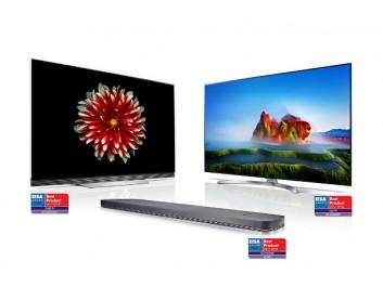 Le nouveau téléviseur LG OLED remporte les plus hautes distinctions a l'EISA