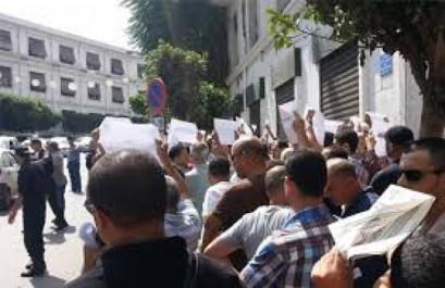 Guelma : Sit-in des demandeurs de logement devant le siège de la wilaya