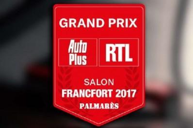 "Salon de Frankfurt 2017 : Palmarès des ""Grands Prix RTL – Auto Plus"""
