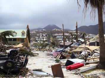 «Plusieurs zones du monde vont devenir inhabitables» : Irma, illustration de la crise des réfugiés climatiques