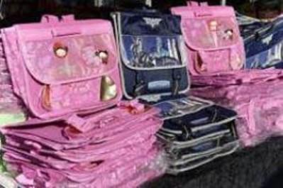 Ghardaïa : 100 trousseaux scolaires distribués aux orphelins