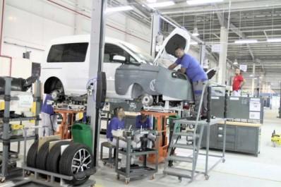 Relizane : 437 jeunes recrutés dans des postes permanents à l'usine de montage de véhicules Volkswagen