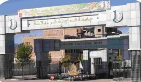 Batna/Université : Vers l'ouverture d'un doctorat au département langue et culture amazighes