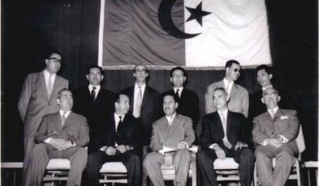 Algérie se dotait d'un état national dirigé par un gouvernement: Il y a 59 ans, naissait le GPRA