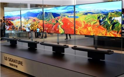 A l'IFA 2017, le partenariat TV entre LG, Dolby et Technicolor brille de mille feux