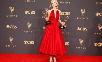 Nicole Kidman triomphe aux Emmy Awards grâce à « Big Little Lies »