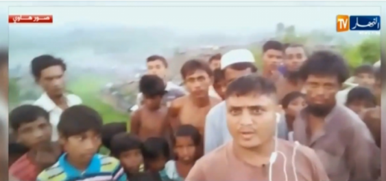 Vidéo- Des réfugiés Rohingyas demandent l'aide de l'Algérie