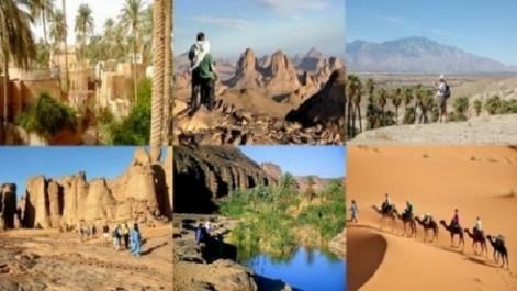 Tourisme saharien : un plan pour la promotion du tourisme et de l'artisanat  traditionnel à Laghouat